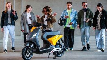 """Moto - Scooter: Piaggio One, un prezzo da """"e-scooter del popolo"""""""