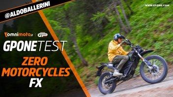 Moto - Test: Zero FX Nature Experience: una nuova idea di turismo ecologico, in moto