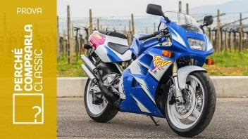Moto - Test: Suzuki RGV Gamma 250 (1993) | Perché Comprarla Classic