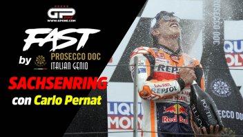 "MotoGP: Fast By Prosecco DOC, Pernat: ""Marc Marquez's resurrection"""