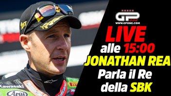 SBK: LIVE alle 15:00 - Diretta con Jonathan Rea: parla il Re della SBK!