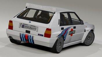 Auto - News: Lancia Delta Evo Martini Racing, il ritorno grazie a Miki Biasion