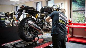 Moto - News: Scandalo Norton: le moto dei clienti derubate dei pezzi originali