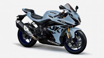 Moto - News: Suzuki GSX-R1000R, una nuova colorazione per il Giappone