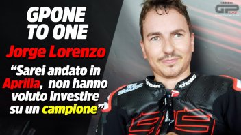 """MotoGP: Lorenzo: """"I would have gone to Aprilia, but they didn't want to invest in a champion"""""""
