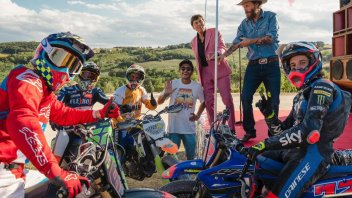 News: Rossi, Morandi and Jovanotti: the Ranch is the set for the video of L'Allegria