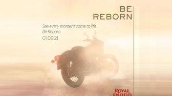 Moto - News: Royal Enfield Classic 350, presentazione l'1 settembre in India