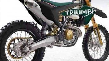 Moto - News: Ecco perché questa non è la prossima enduro di Triumph