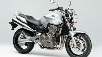 Moto - News: Honda Hornet, depositato il nome, ritorna la storica naked?
