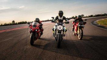 Moto - News: Il 90% dei motociclisti europei non guiderà moto elettriche