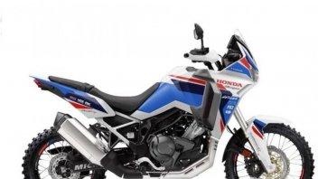 Moto - News: Honda Transalp: arrivano nuovi dettagli, debutto per il 2022?
