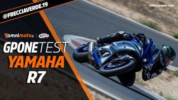 Moto - Test: Video Prova Yamaha R7: la sportiva media per la new generation