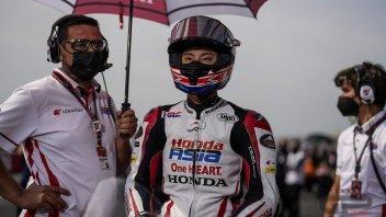 Moto3: Yuki Kunii squalificato dal Gran Premio di Misano