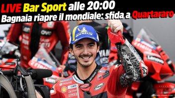 MotoGP: LIVE Bar Sport alle 20 - Bagnaia riapre il mondiale a Misano: sfida a Quartararo