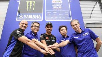 MotoGP: Franco Morbidelli si unisce al team Yamaha Factory Racing MotoGP per il 2021-2023