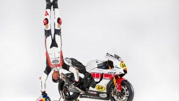 SBK: Operazione nostalgia: Yamaha con livrea inedita a Barcellona