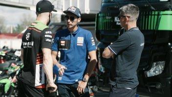 SBK: VIDEO - Razgatlioglu reveals to Rea that he will test the Yamaha MotoGP!