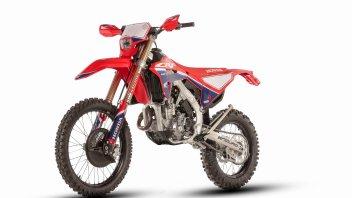 Moto - News: Honda CRF-RX 2022: ecco le nuove enduro dell'Ala Dorata