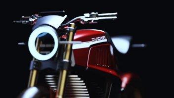 Moto - News: Ducati elettriche: dalla MotoE... ai concessionari