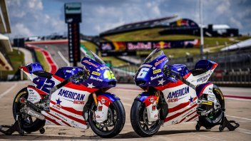 Moto2: FOTO - Il team American Racing a stelle e strisce nel GP di Austin