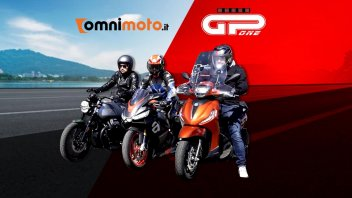 GPOne.com saddles up with Omnimoto.it: from today a single team!