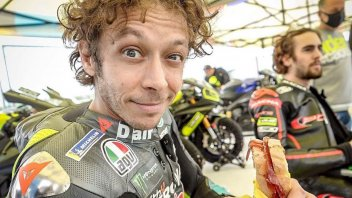 Valentino Rossi, the Long Goodbye: when racing is more important than winning