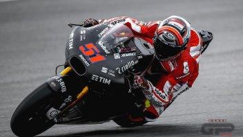 MotoGP: Ducati tests in Jerez: Pirro on the track, tomorrow Lorenzo and Dovi
