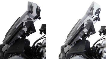 News Prodotto: MRA Multi-X-Creen per R1200GS/Adventure: massima protezione