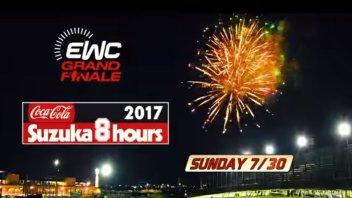 SBK: Suzuka 8 Hours: the official 2017 teaser