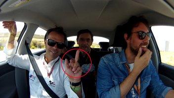 MotoGP: Capirossi: Rossi? Non è un eroe, ma un vero pilota