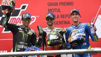 MotoGP: Crutchlow: noi abbiamo fatto lo spettacolo, rispettateci