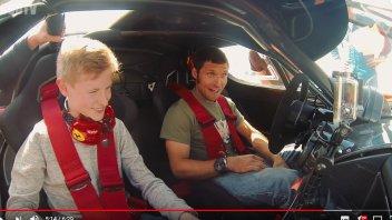 News: Guy Martin: 'shocked' by the Ferrari FXX