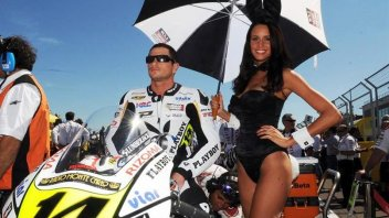 F1 'bans' grid girls, while MotoGP looks on