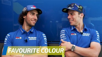 MotoGP: Alex Rins and Joan Mir find out about each other in a video