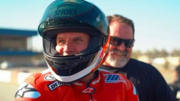 "MotoGP: Rainey back in the saddle: ""I asked myself: what the hell am I doing!"""