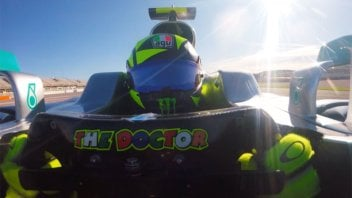 """MotoGP: Vowles (Mercedes): """"Rossi on the F1? A master, everything under control."""""""