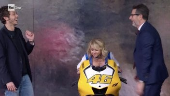 Valentino Rossi in prima serata: una occasione sprecata