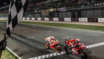 Andrea Dovizioso, from the ring to the octagon to beat Marc Marquez