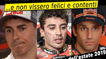 The summer of our discontent: Lorenzo, Zarco, Iannone