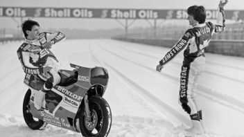 HISTORY: From snow to rain: the Qatar GP already risked being cancelled once before
