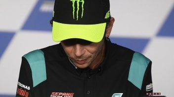Valentino Rossi, the Long Goodbye: retirement is like a wrong braking move