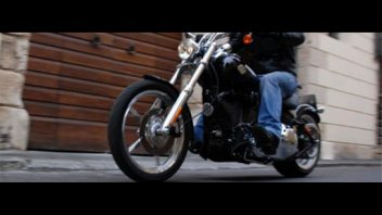 Moto - Test: Harley Davidson Rocker-C - TEST