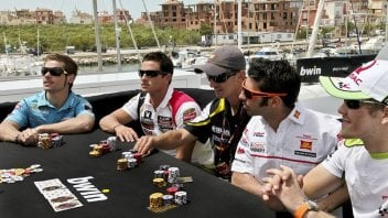 Moto - News: Edwards, prima vittoria a Jerez: a Poker