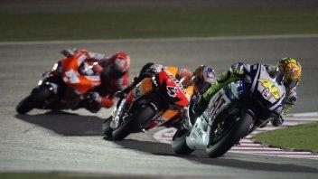 Moto - News: Valentino Rossi e il dubbio velocità massima