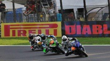 Moto - News: STK 600: Vittoria del francese Marino nell'Europeo