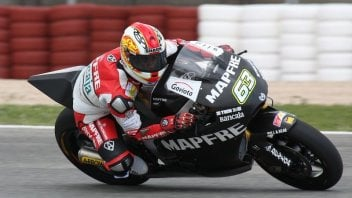 Moto - News: Moto2: Simon promuove la Suter