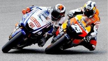 Moto - News: Lorenzo: la bestia si è svegliata