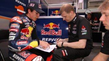 Moto - News: 125, Warm Up: Marquez è sempre il più veloce