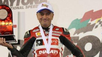 Moto - News: Brutto incidente per Marchetti