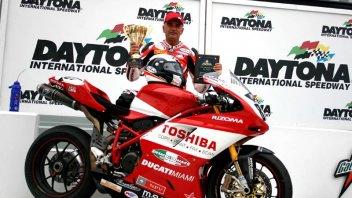 Moto - News: Dario Marchetti migliora